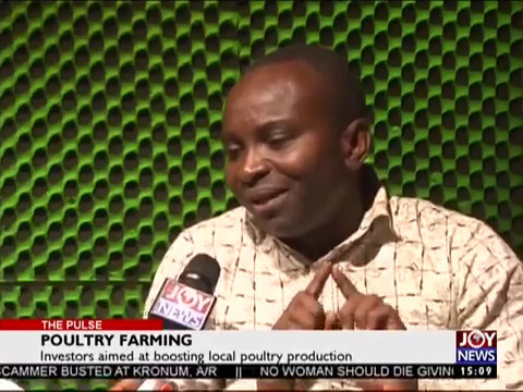 Poultry Farming - The Pulse on Joy News (15-5-17)