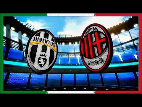 Serie A 2012-13, Juve - AC Milan (Full, IT)