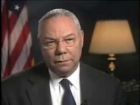 Gen. Colin L. Powell -- Interview