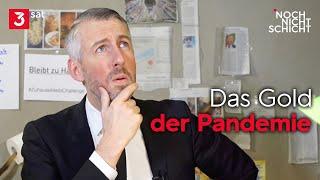 Pandemie-Gold: Sebastian Pufpaff über Aktien und Romantik