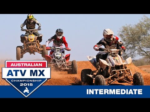 2015 Australian ATV MX Championships - Intermediate