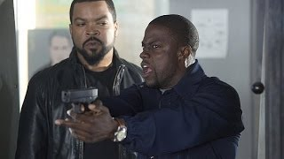 Ride Along (Starring Ice Cube & Kevin Hart) Movie Review