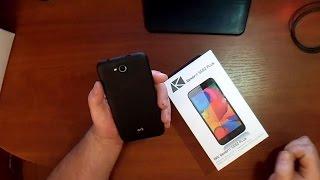 обзор телефона ARK Benefit S502 plus