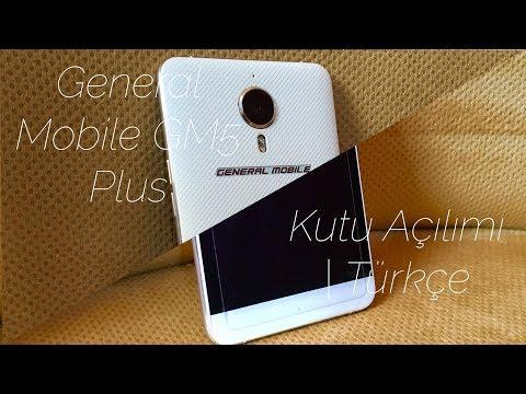 General Mobile GM5 Plus Kutu Açılımı + Hızlı İnceleme | Türkçe