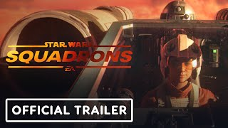 Star Wars Squadrons: 'Hunted' Cinematic Campaign Prequel Trailer