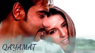 Woh Ladki Bahut Yaad Aati Hai Full Song | Qayamat  | Kumar Sanu&Alka Yagnik