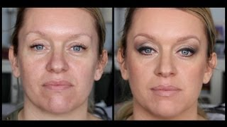 Soft Smokey Eye for '40 Year Old' - Make-Up Tutorial | Shonagh Scott | ShowMe MakeUp