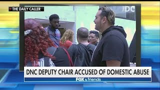 WATCH: Kavanaugh Protesters Refuse to Denounce Keith Ellison