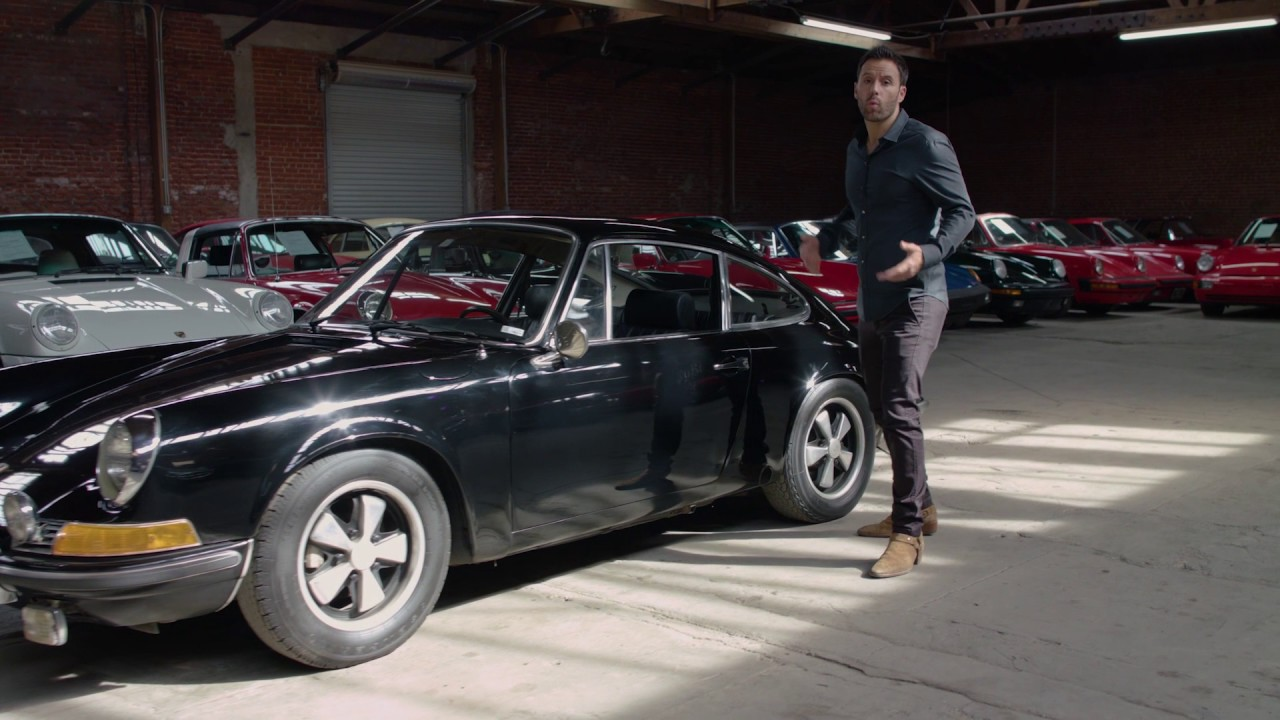 Porsche 911s Alex Manos Youtube