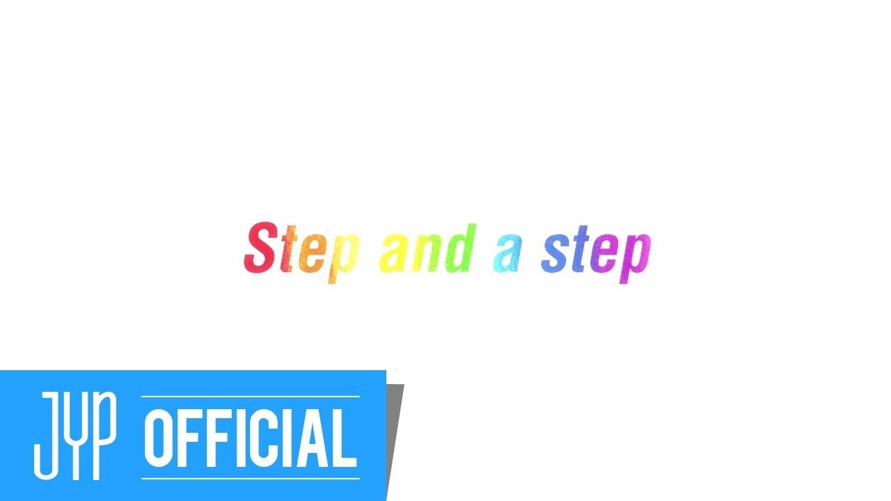 NiziU(니쥬) Debut Single『Step and a step』Teaser 1