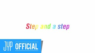 NiziU(니쥬) Debut Single『Step and a step』Teaser 1