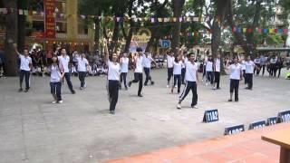 Shalala - Dân vũ - A2 (2012-2015) - THPT PĐP HN