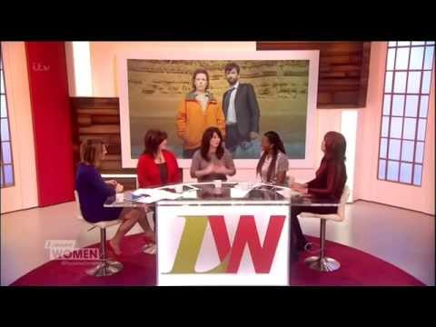 Download Broadchurch's Eve Myles On Loose Women 14/1/15