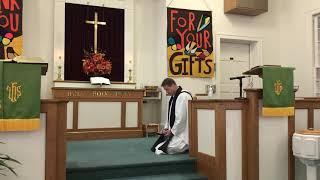 Boger Reformed Church Service 11/15/20