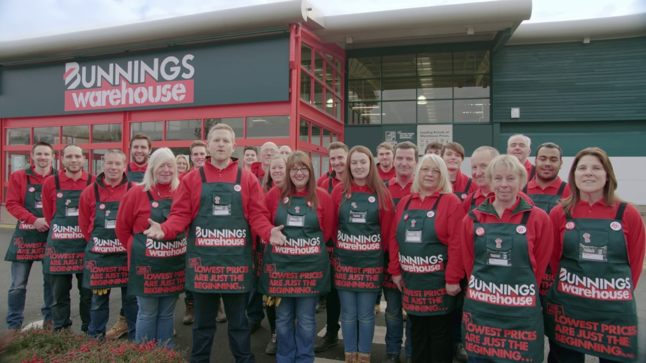 what makes bunnings warehouse great - griffiths way  st  albans