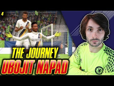 RONALDO I ZIDANE PLAČU ZA NAMA! The Journey #4