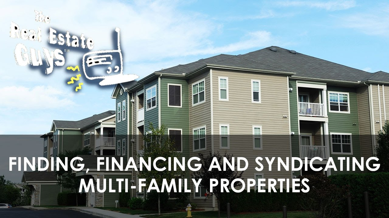 Syndicating Apartment Buildings