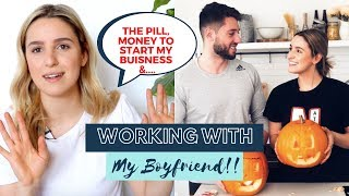 Q&A - The Pill, My Boyfriend & Money To Start My Business