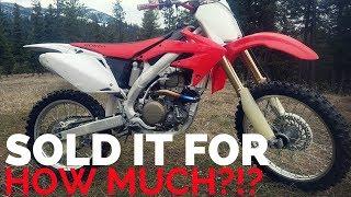 Making Over $1100 Flipping Dirtbikes On Craigslist [S2E10]