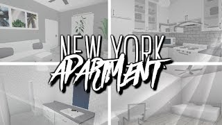 [ROBLOX]: Willkommen in Bloxburg   Wohnung in New York   12k