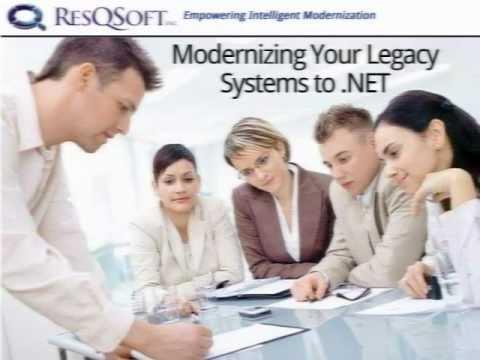 Modernize COBOL to .Net