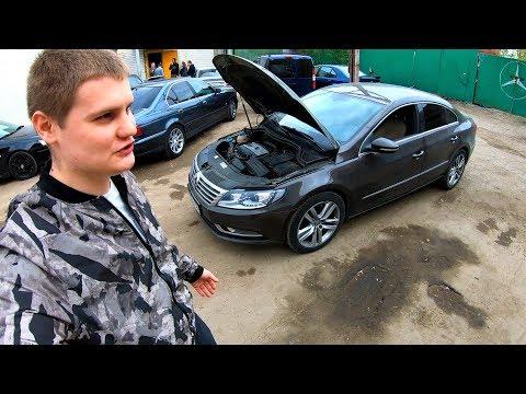 СПАСАЕМ VW PASAT CC РЕМОНТ МОТОРА 1.8T