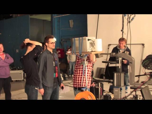 "Сергей Лазарев ""ALARM"" (Making of the video)"