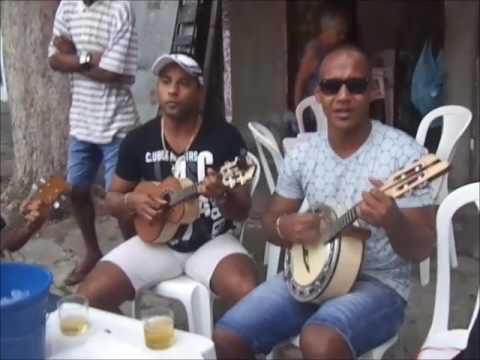 Roda de Samba Resenha de Malandro Gelsinho Nascimento