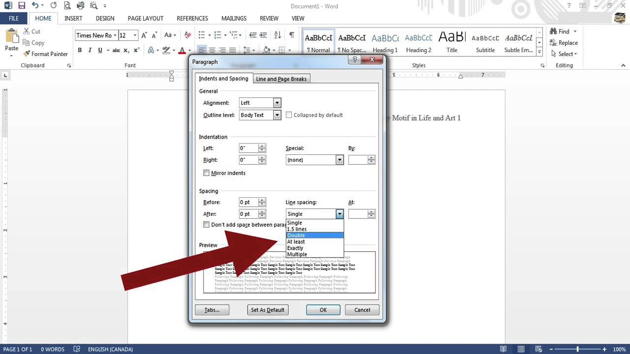 apa template for word 2013