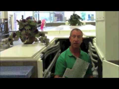 Importance of Drainage Basins in Laundromats - HK Laundry Video