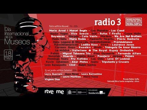 Fiesta de Radio 3 por el Día Internacional de los Museos