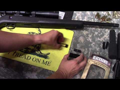 Blackhawk Swivel Stud Adapter - unbox and install