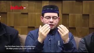 Wabah Covid-19: Doa Dari Gaza Untuk Umat Muslim di Indonesia - inilah.com