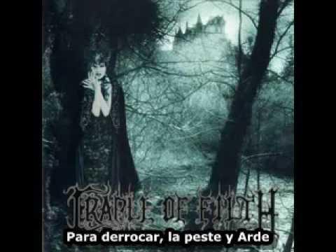 Cradle of Filth - Haunted Shores (Subtitulado al Español)