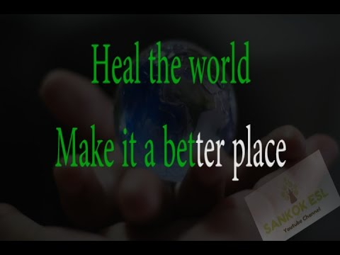 Heal the World Instrumental Karaoke (No Vocal Background) -노래방