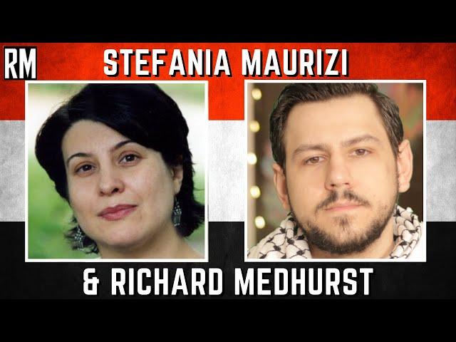 Stefania Maurizi & Richard Medhurst on US Effort to Extradite Assange