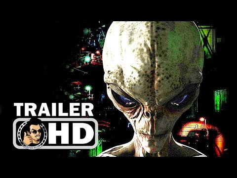 GRAY MATTER Official Trailer #1 (2018) Sci-Fi Horror Aliens Movie HD