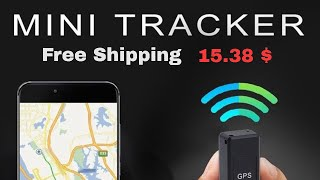15,38$ Free Shipping GPS Tracker Vehicle Magnetic Personal Tracking kids