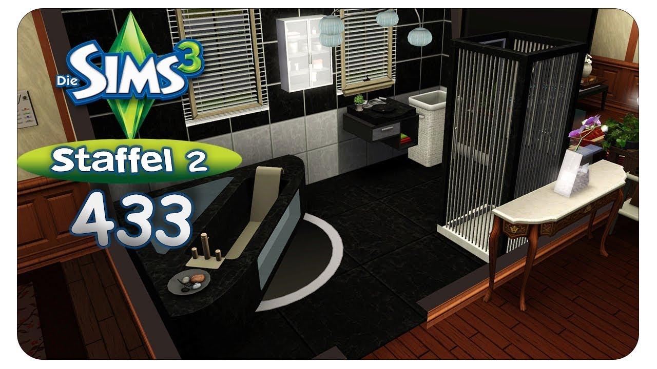 hallo kleines badezimmer! #433 die sims 3 staffel 2 [umbau/alle, Badezimmer ideen
