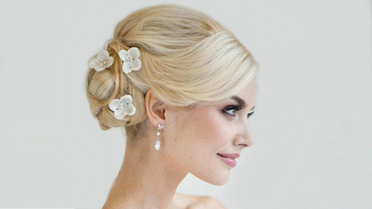 Choosing the perfect wedding hairstyle - YouTube