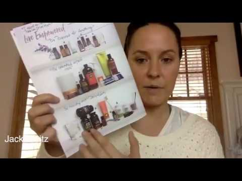 How to Use the doTERRA Class in a Box for your sales presentations