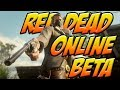 Red Dead Redemption 2 Online Beta!!!!!!