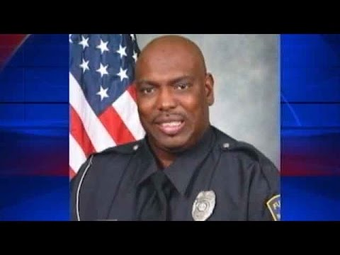 Funeral services for Detective Terence Green