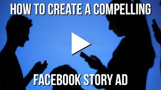 القص على Facebook: كيفية إنشاء مقنعة Facebook قصة الإعلان