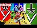 """POWER RANGERS VS ROBLOX"" (Roblox Power Rangers, Power Rangers Movie, Power Rangers Game, Kids Game)"