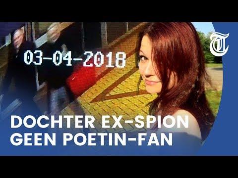 'Mysterieuze vrouw gezocht na vergiftiging Russische ex-spion'