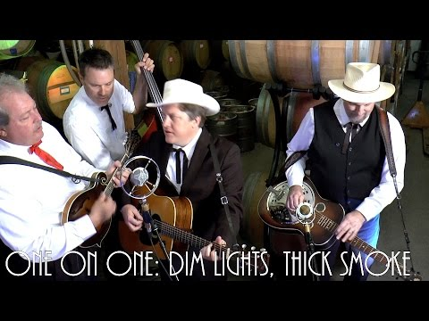 ONE ON ONE: The Earls Of Leicester - Dim Lights, Thick Smoke July 14th, 2016 City Winery NY