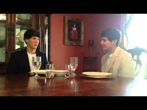 The Wolf Of Wallstreet Restaurant Scene Adaptation