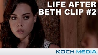 Life After Beth - Clip  #2 Zach Meets Beth