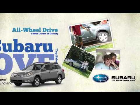 Subaru Of New England >> Sarah Blacker Ooh Ooh It S Love Subaru Of New England Ad